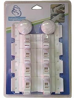 cerraduras magneticas de seguridad para bebes y nios cierre magnetico para cajones armarios