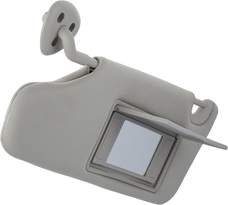 OEM NEW Interior Driver Side Sun Visor Shade Gray 06-11 Chevrolet HHR 25788231