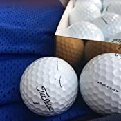 Amazon.com : Reload Recycled Golf Balls (12-Pack) Titleist