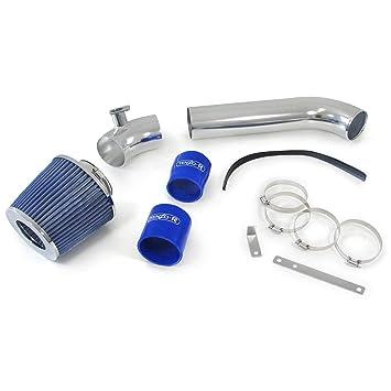 Carparts-Online 28288 Tenzo-R Air Intake Kit mit Sport Luftfilter blau