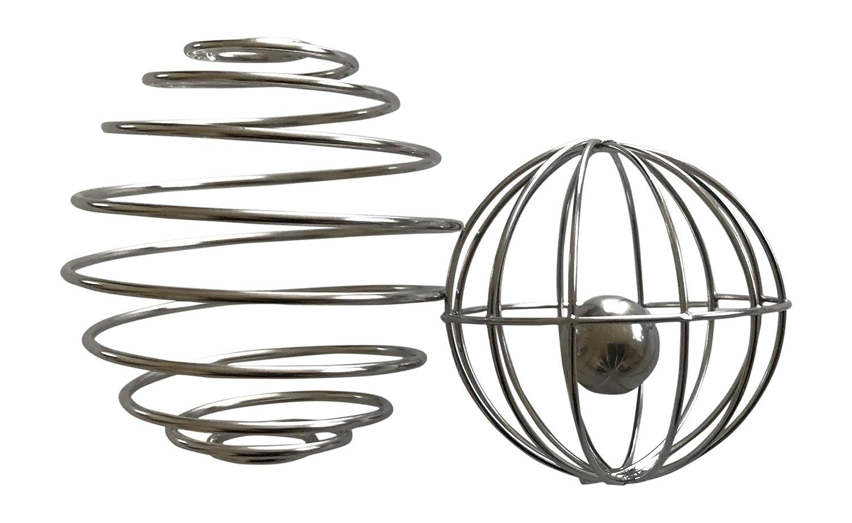 Amazon.com: (3) Whisk Balls - Innovative New Stainless Steel Shaker ...