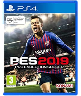Amazon com: Pro Evolution Soccer 2019 - PlayStation 4 Standard