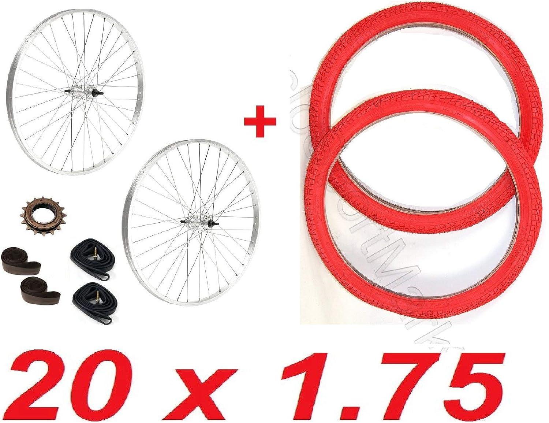 Ciclosportmarket Pareja Ruedas Bici 20