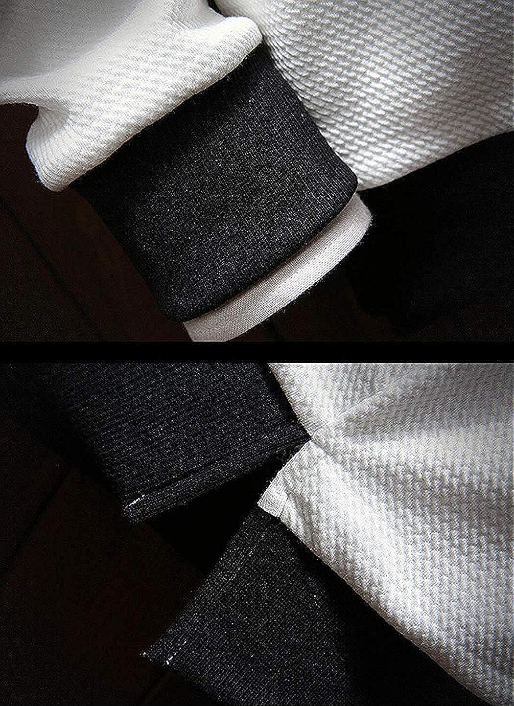 KENAIJING Hoodie Herren Long Sleeve Kapuzenpullover/Sweatshirt Herren