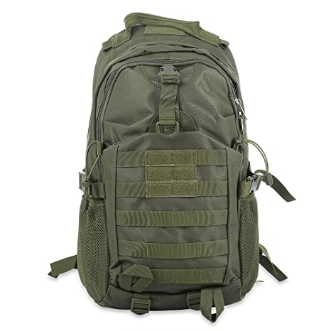 fdae17fbae4b PLAY HARD BL021 Outdoor Military Bag Camping Hiking Climbing Backpack (Army  Green)