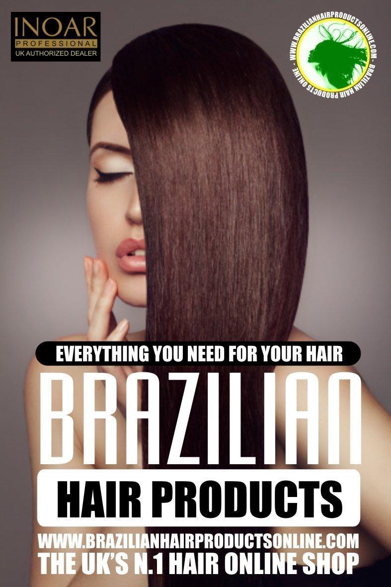 Eternity'Liss Brazilian Perola Hair Straightener Treatment - Smoothing Capillary (Shampoo and Keratin)