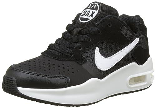 Nike Air Max Guile (ps), Zapatillas De Running De Competición Bebé-Niños, Multicolor (Black/White), 27.5: Amazon.es: Zapatos y complementos
