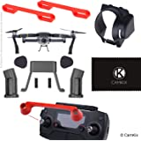 CamKix Propeller and Remote Control Locking Kit replacement for DJI Mavic Pro/Platinum - Locks the Position of joysticks - Keep Blades in Fixed Position - Protection Kit