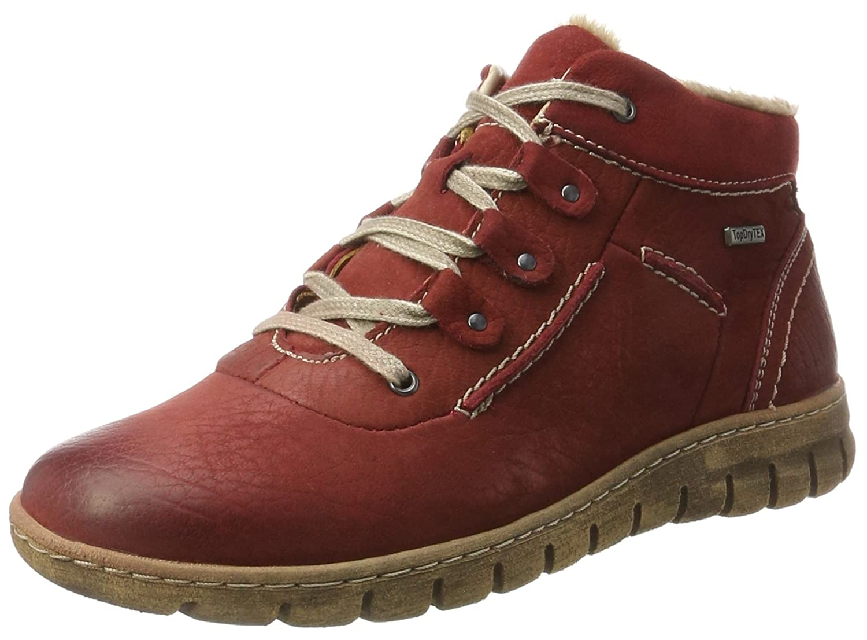 ddd17b7080c Josef Seibel Women s Steffi Son 13 Ankle Boots Blue  Amazon.co.uk  Shoes    Bags