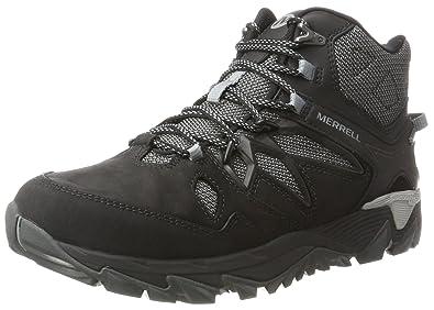 Merrell All Out Blaze 2, Chaussures de Randonnée Basses Homme - Noir (Black), 41.5 EU