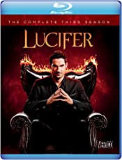 Lucifer: The Complete Third and Final Season [Blu-ray]