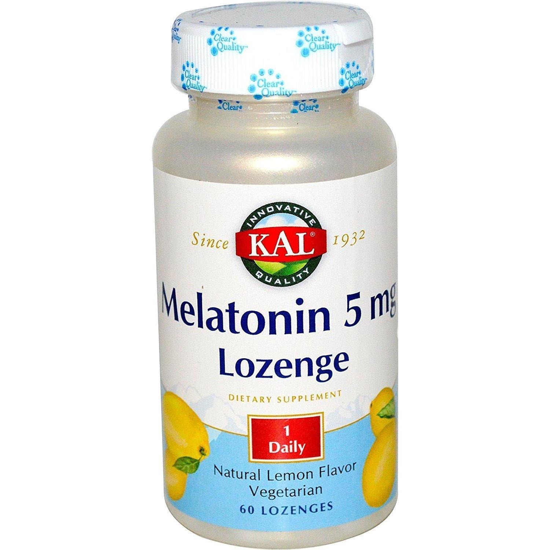 Kal Melatonin 3 Mg 120 Tablets: Amazon.com: KAL Melatonin 3mg Sustained Release -120 Tabs
