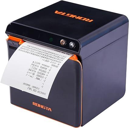 rongta Ace H1 impresora para recibos inalámbrico 80 mm portátil de ...
