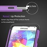 Galaxy S5 Case,TILL [Protective Buffer] Shock