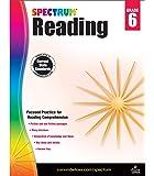 Spectrum | Reading Workbook | 6th Grade, 174pgs