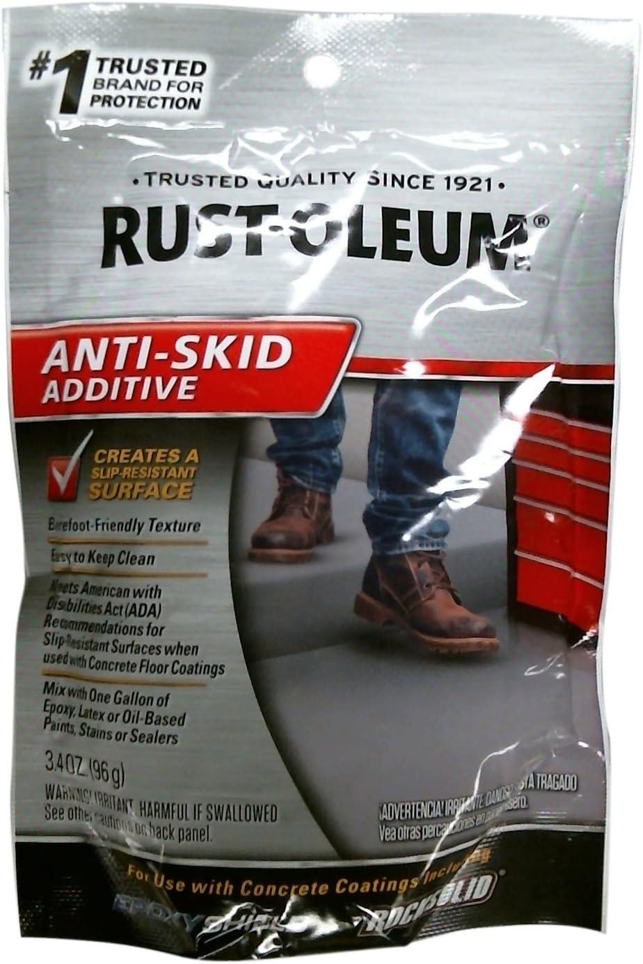 Rust-Oleum 279847EPOXYShield Anti Skid 3.4-Ounce