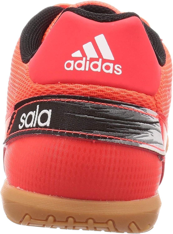 varios estilos buscar oficial numerosos en variedad Adidas - Super Sala - FV2561 - Color: Red - Size: 9.5: Amazon.ca ...