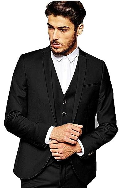 Amazon.com: Suxiaoxi - Traje de esmoquin para hombre, diseño ...