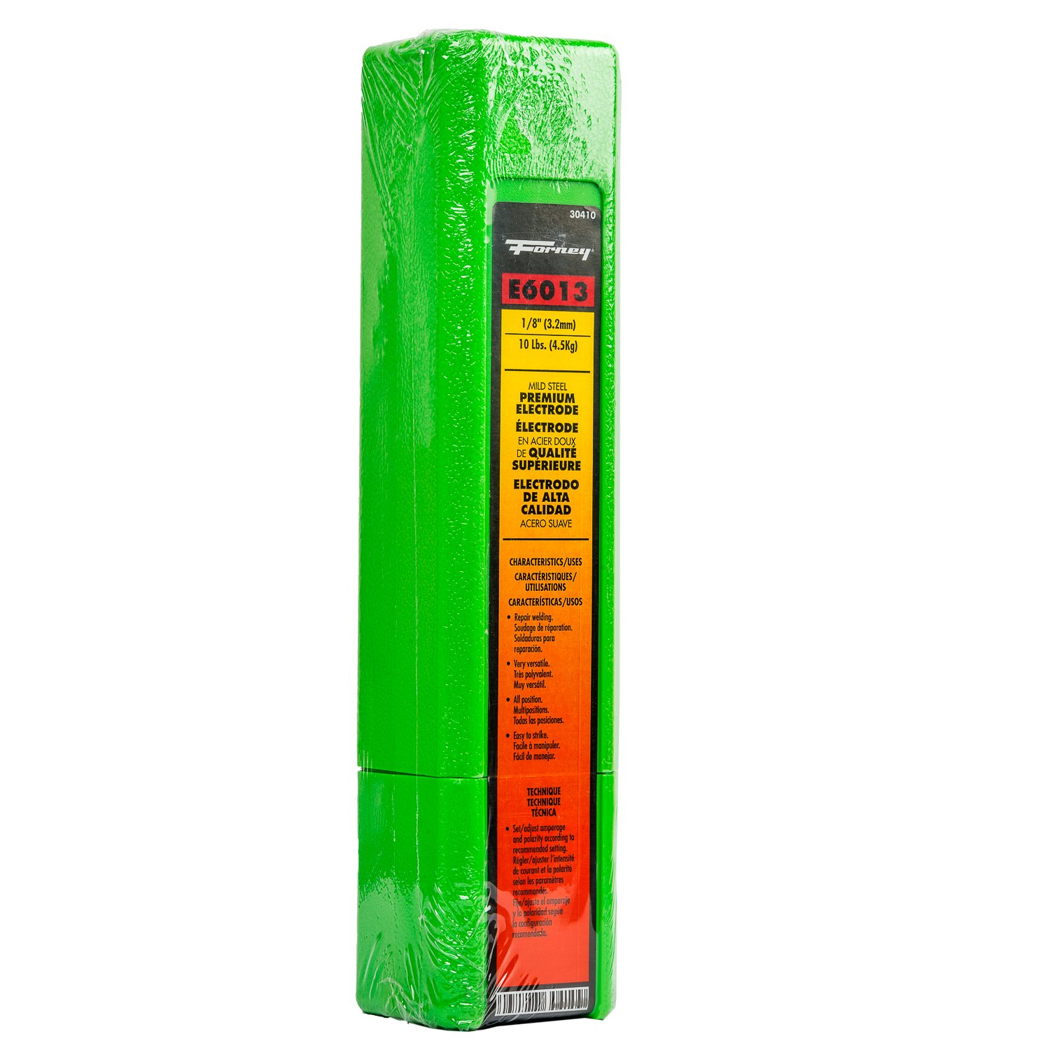 Forney 30505 E6013 Welding Rod, 5/32-Inch, 5-Pound - Arc Welding Rods - Amazon.com