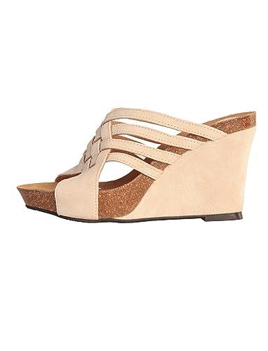 4836bf010d3c31 Chaussures compensées Dr Scholl Femme AJEDE-W_F248631171 blanc cassé -  Femme - 36
