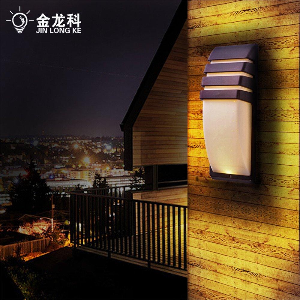 Spedizione gratuita per tutti gli ordini DengWu lampada da parete  Espresso Marronee scala scala scala parete ad angolo impermeabilizzazione di luci da parete hotel club piscina outdoor LED luci da parete (8  22 cm)  80% di sconto