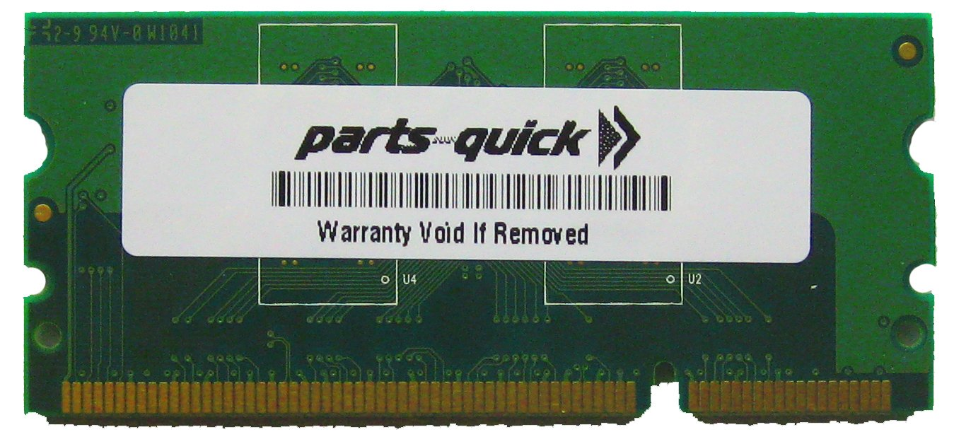 CB423A 256MB DDR2 144 pin DIMM Memory for HP LaserJet CP1515n CP1518ni CP2025n CP2025dn CP2025x CP5225dn Printer (PARTS-QUICK BRAND) by parts-quick