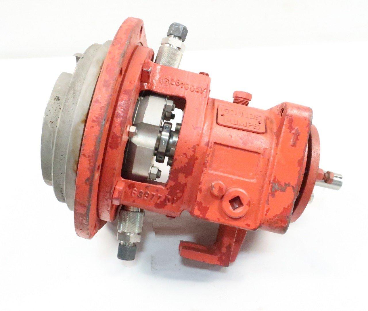 Goulds 3196 STX Centrifugal Pump Power END Iron D623160