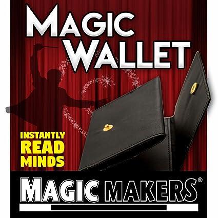 Amazon Magic Makers The Magic Wallet The Ultimate Magic Trick