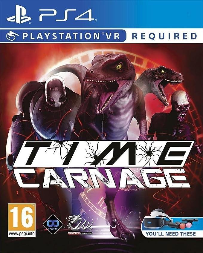 Time Carnage pour PS4 - PlayStation VR obligatoire [Importación francesa]: Amazon.es: Videojuegos