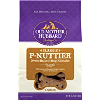 Deals on Old Mother Hubbard P-Nuttier Biscuits Baked Dog Treats 20 Pound