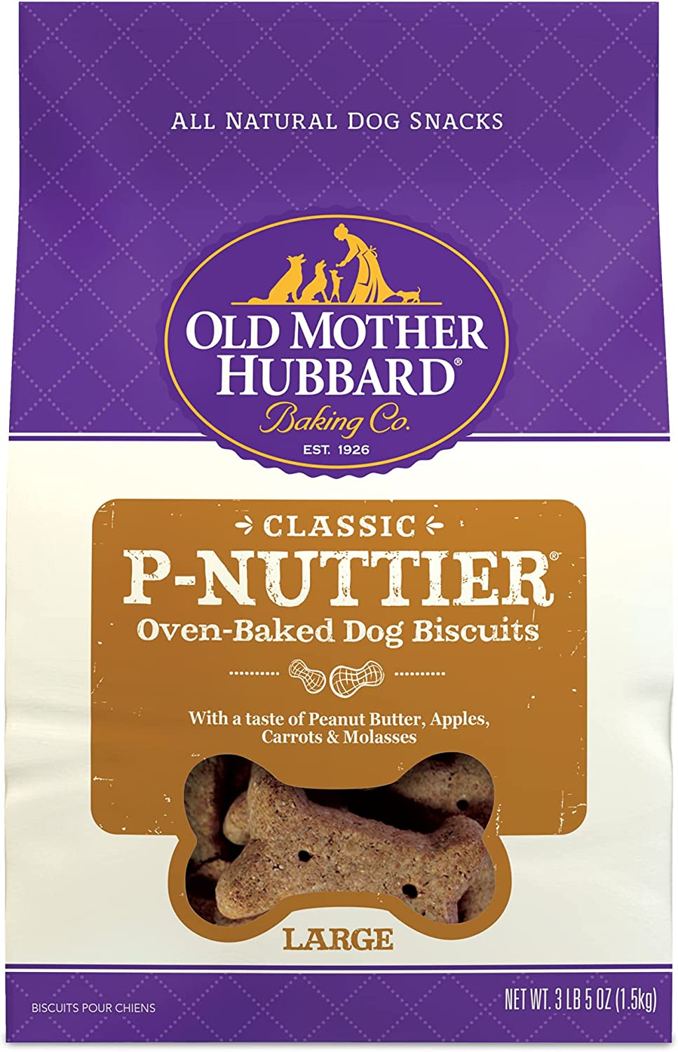 Unknown 20 Pound Box Old Mother Hubbard $5.27 Coupon