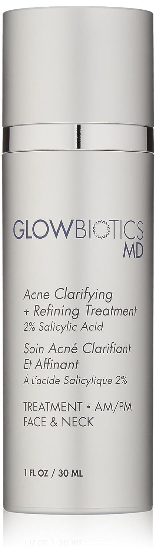 Glowbiotics MD Probiotic Acne Clarifying & Refining Treatment, 1oz