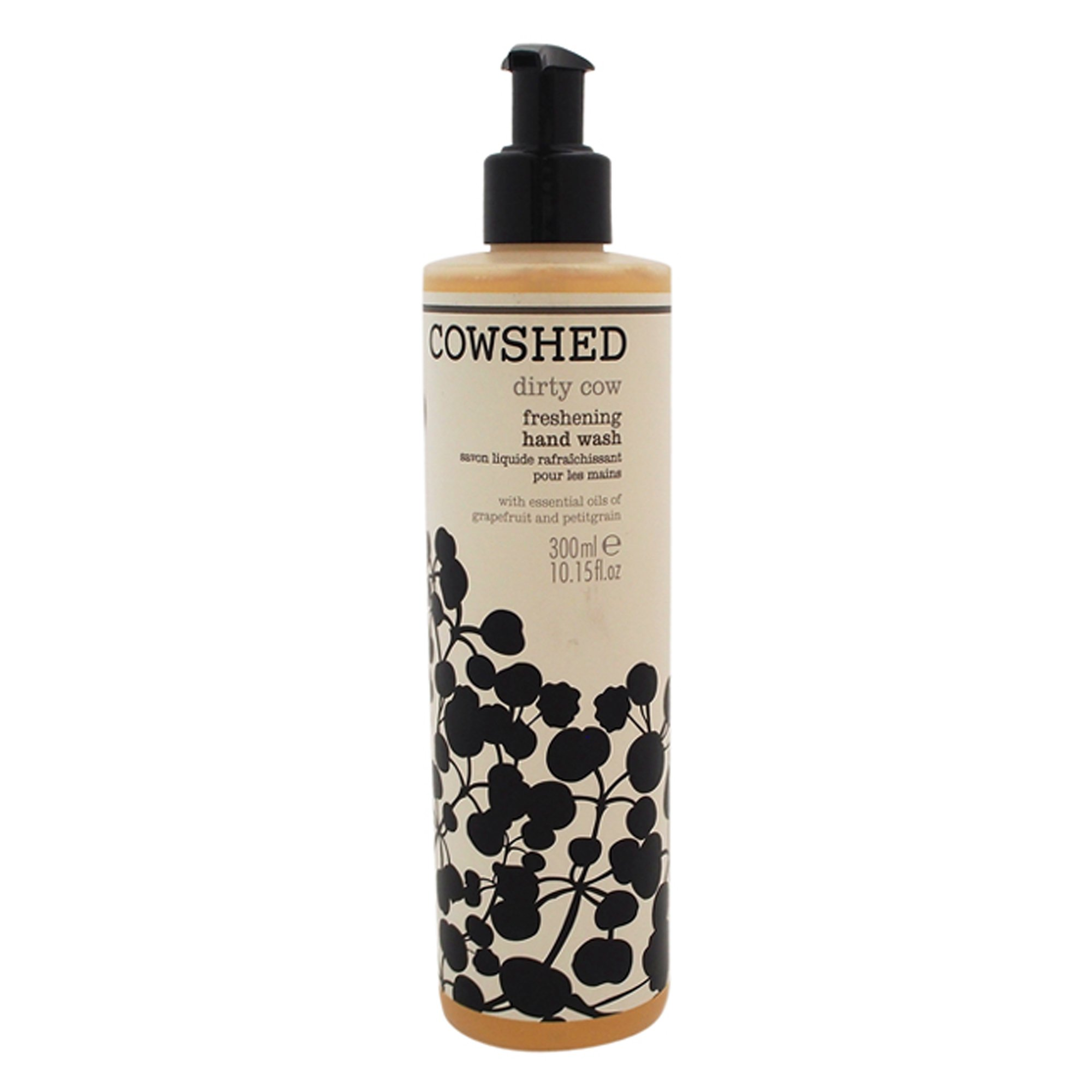 Cowshed Dirty Cow Freshening Hand Wash for Women, 10.15 Ounce