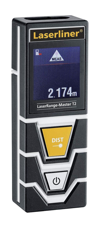 Umarex Entfernungsmesser Laser-Range-Master T2 080.820A, schwarz Laserliner