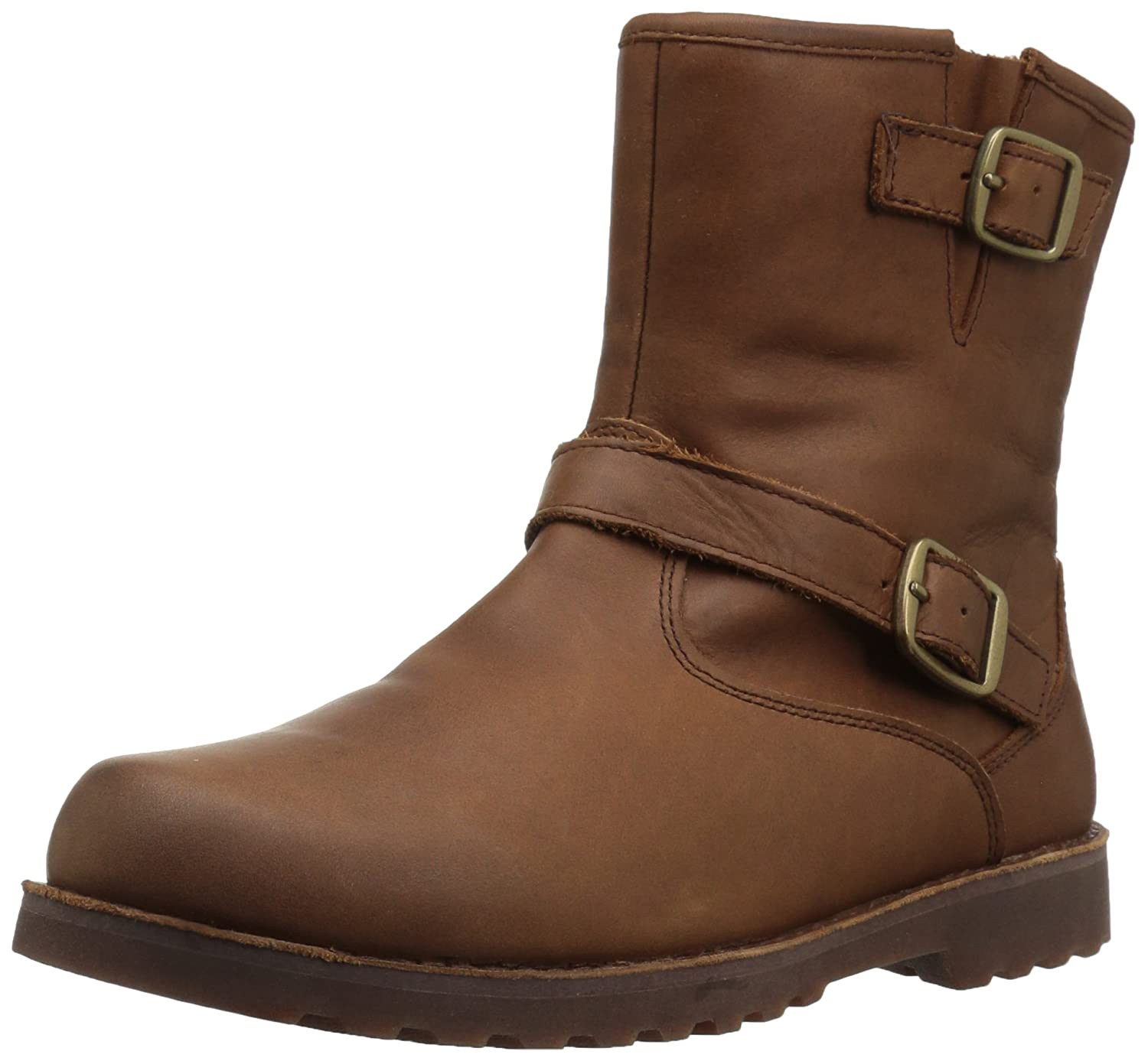 958486a6bf0 UGG K harwell Boot, Stout, 5 M US Big Kid: Amazon.co.uk: Shoes & Bags