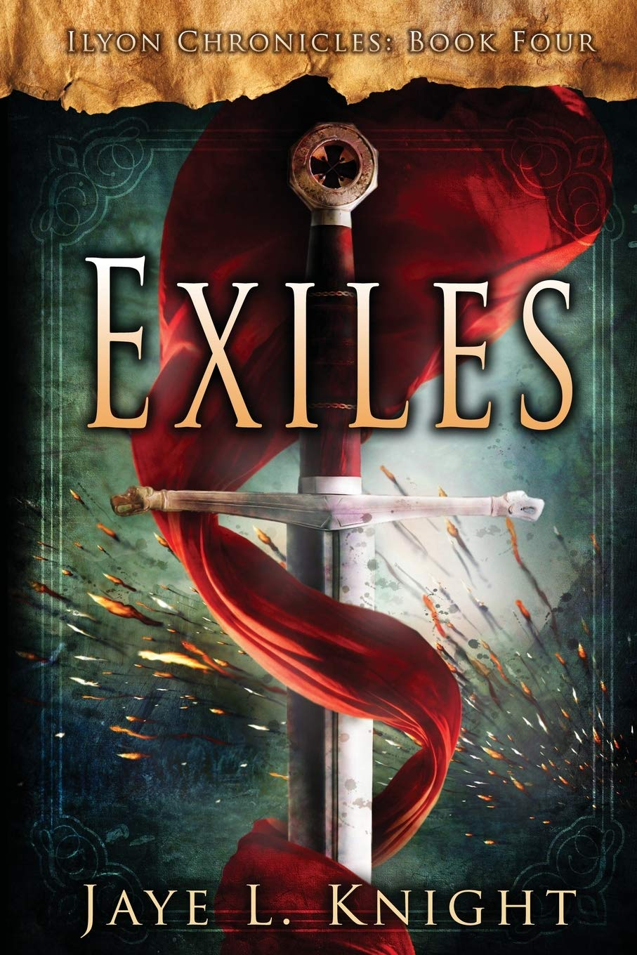 Exiles: Volume 4 (Ilyon Chronicles)