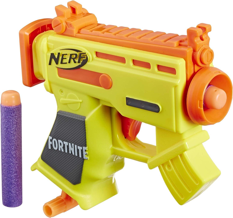 Nerf Microshots Fortnite Ar-L (Hasbro E6750ES0)