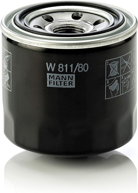 Original MANN-FILTER Filtre /à huile W 610//1 Pour v/éhicules particuliers et v/éhicules utilitaires