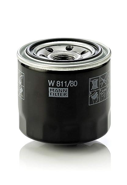 Mann Filter W 811/80 Filtro de Aceite