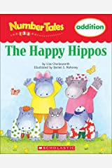 Number Tales: The Happy Hippos Kindle Edition
