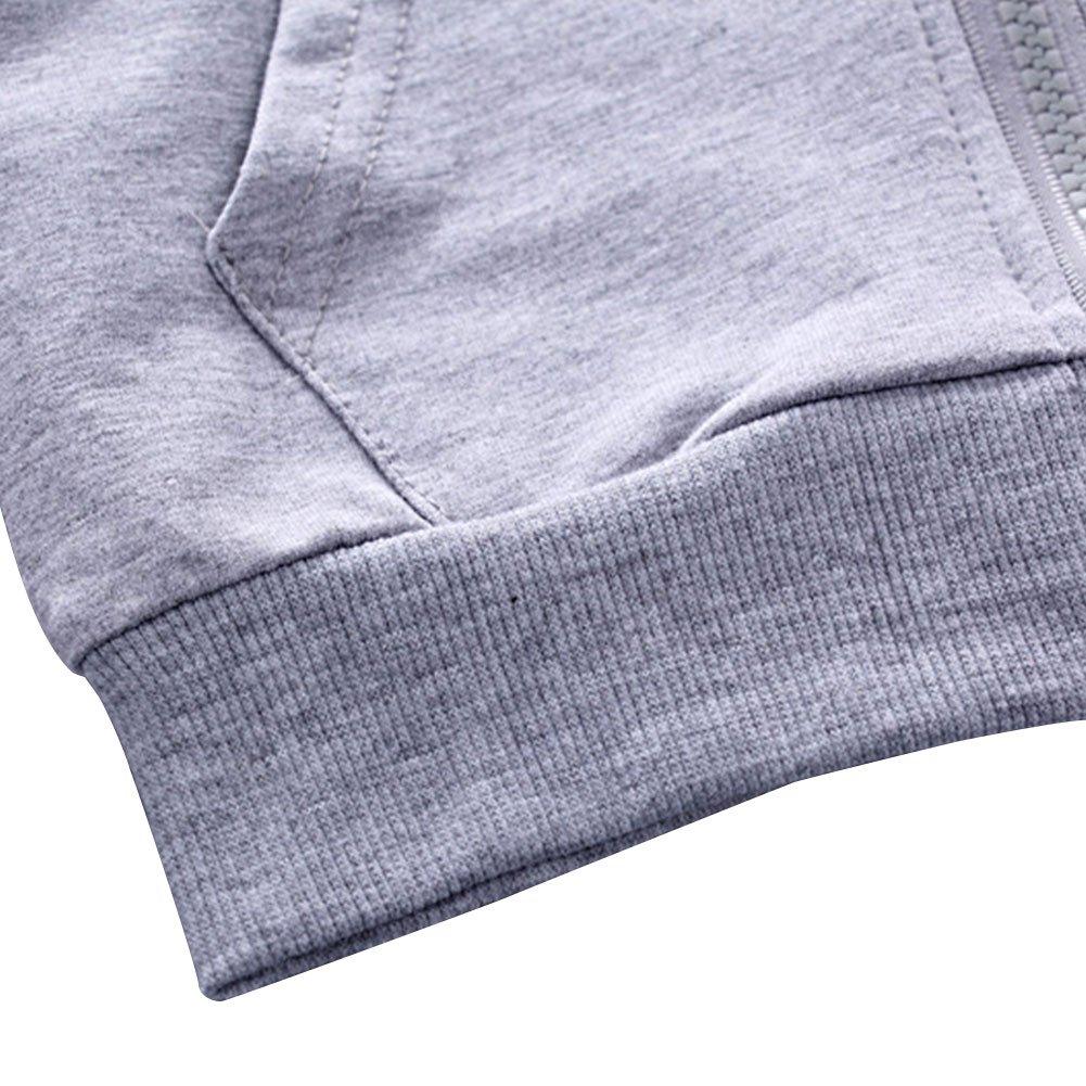 46c9cdbe1 BINIDUCKLING Bebé Abrigo de niños+Pantalones + Camisas Conjuntos de ropa  para niños Pequeños conjuntos. Ampliar imagen