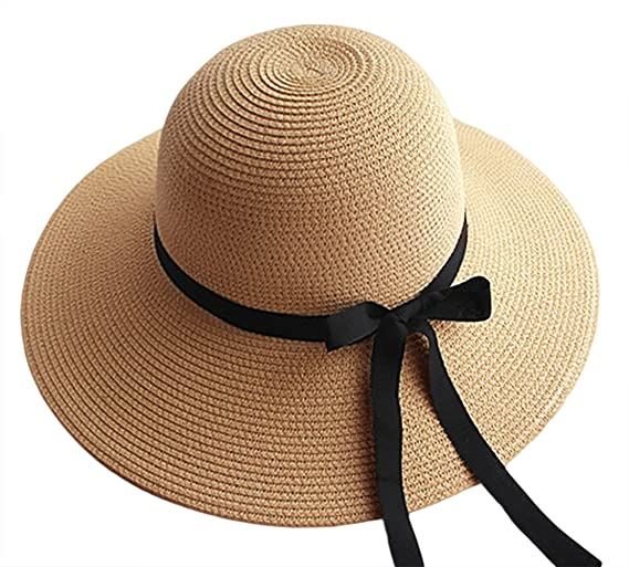 Womens Woven Straw Hat farmhouse decor