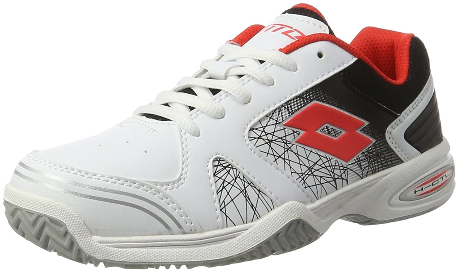 Lotto T-Strike Ii Jr L, Zapatillas de Tenis Unisex infantil Lotto Sport