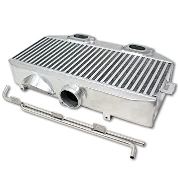 Subaru Impreza WRX Turbo Aluminum Top Mount Intercooler