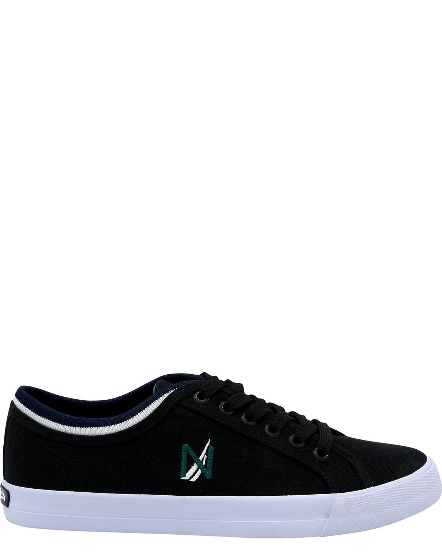 Nautica Men's Hull 2 Canvas Sneaker Sneakers B07B9M7NZQ Fashion Sneakers Sneaker 27033f