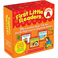 Image for First Little Readers Parent Pack: Guided Reading Level A: 25 Irresistible Books That Are Just the Right Level for Beginning Readers