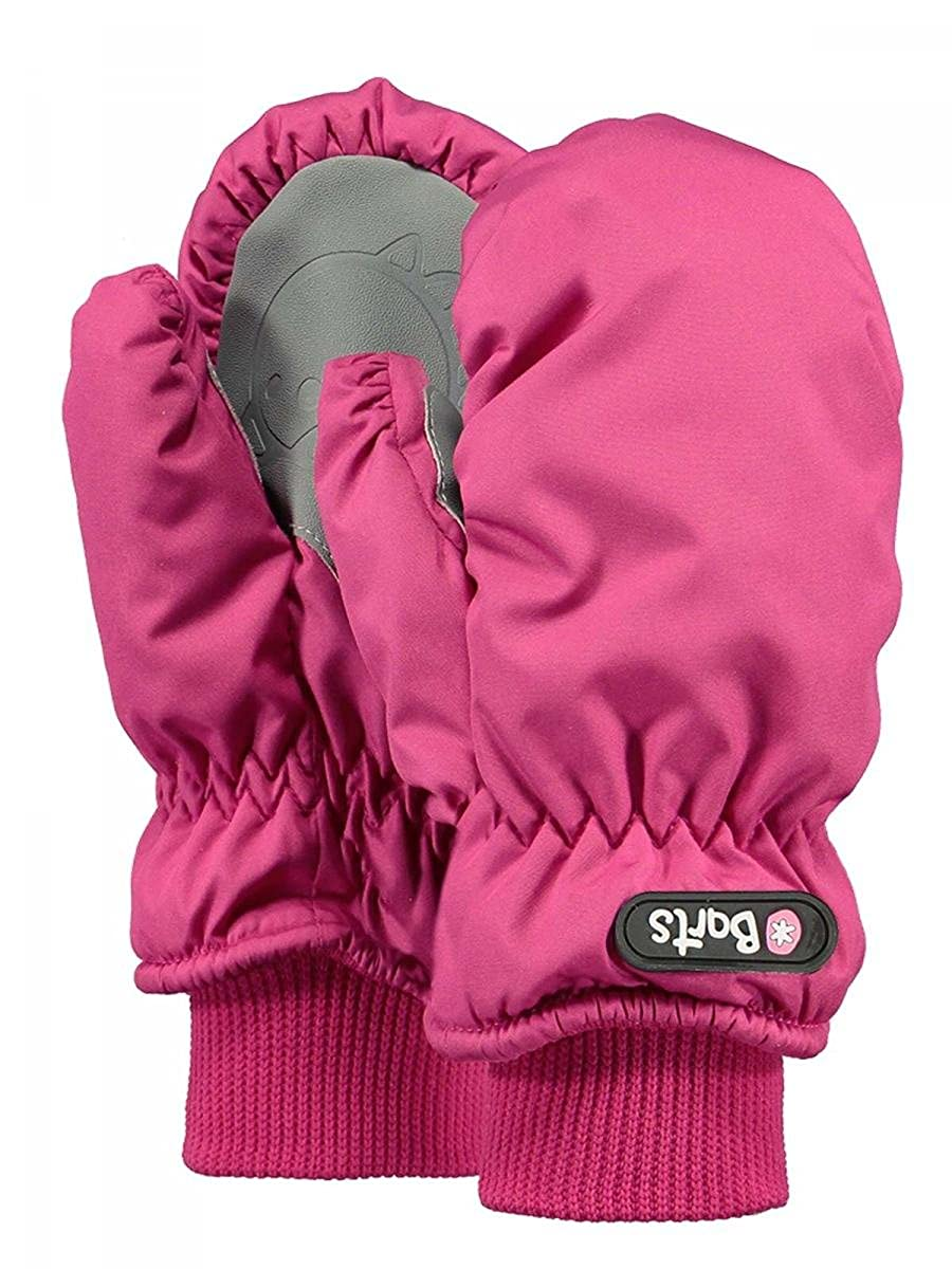 waterproof and warm pink mittens 1-2 years