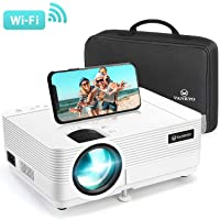 VANKYO Leisure 470 Mini Projector with Synchronize Smart Phone Screen, Full HD 1080P...