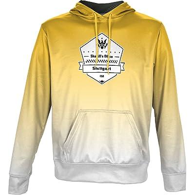ProSphere Boys' Arkansas County Sheriff & Collector Sheriff's Office Zoom Hoodie Sweatshirt