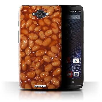 Carcasa/Funda STUFF4 dura para el Motorola DROID Turbo / serie: Comida: Amazon.es: Electrónica